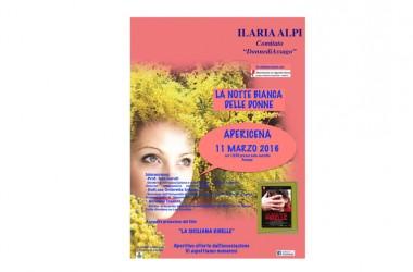 Notte Bianca delle Donne ad Assago (MI) venerdì 11 Marzo 2016 h.19:30
