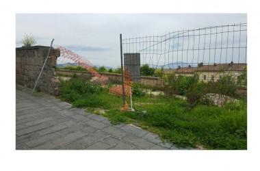 Degrado Real Sito di San Leucio tutte le foto: vergogna!
