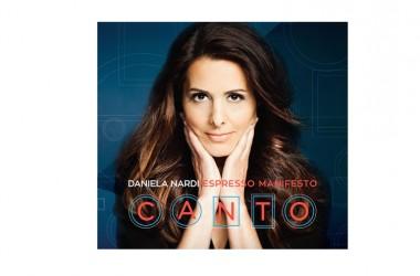 """Daniela Nardi esce oggi il nuovo disco """"Canto"""""""