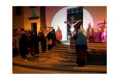 Cancello ed Arnone: la giornata di Venerdì Santo