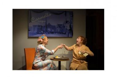 """Risate """"Amarcord"""" con Carosello: in via Margutta la cena è teatrale"""