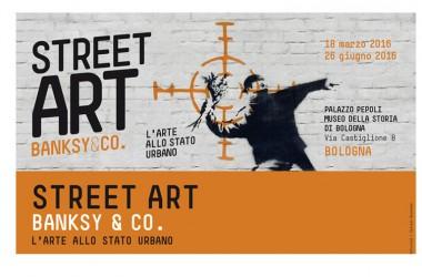 CONFERENZA STAMPA – Street Art – Banksy & Co. L'arte allo stato urbano