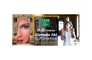Le giornate FAI di Primavera 2016: presentazione del programma lunedì 14 marzo ore 11.30 al comune di Marcianise