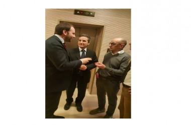 Caos nel centro-destra. Il debutto di Riccardo Ventre con Angelo Di Costanzo e Roberto Desiderio