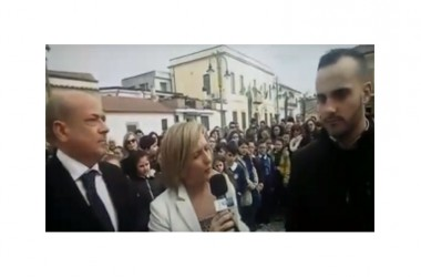 IL VIDEO E LE FOTO. La Rai arriva a S.Maria La Fossa per raccontare le specialità del basso Volturno