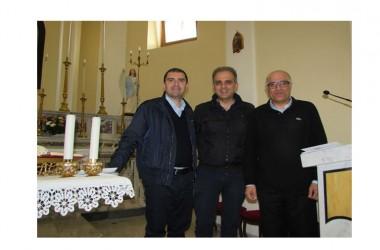 """Cancello ed Arnone – Presentato il libro di Don Sabatino Sciorio: """"Squarci di vita ecclesiale a Cancello ed Arnone"""""""