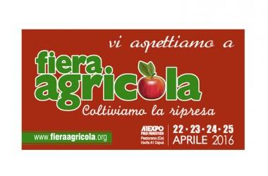 Fiera Agricola 2016 – CONFERENZA STAMPA