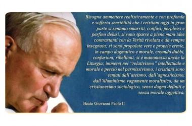 San Giovanni Paolo II e l'istituzione della Festa della Divina Misericordia