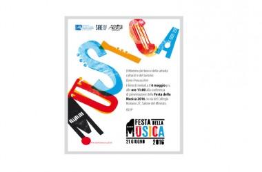Conf. stampa  festa della musica Il 6 maggio per Mantova Festa della Musica dei Giovani il 18 giugno e Festa della Musica 21 giugno in tutta Italia