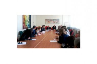 Incontro di lavoro a Caserta per la cooperazione tra centri per l'impiego e C.O.P. regionali