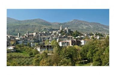 Cusano Mutri, il borgo dell'Infiorata.