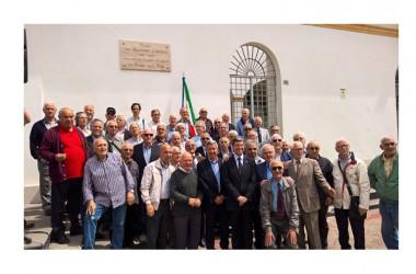 E' nata Piazza don Salvatore d'Angelo. In centinaia a rendere omaggio al Fondatore del Villaggio dei Ragazzi
