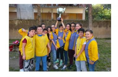 """Maddaloni, conclusa la I° Edizione delle """"Olimpiadi dei giochi popolari al Convitto"""" con la vittoria della squadra """"Cappuccini"""""""
