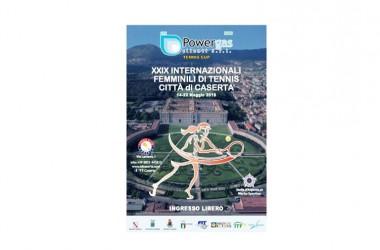 """Ventinovesima edizione degli """"internazionali"""" di tennis """"Città di Caserta – Power Gas Tennis Cup"""