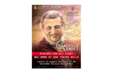 Dialogo con gli Scout a Galatone nel nome di don Tonino Bello