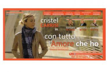"""Esce al cinema """"Con tutto l'amore che ho"""", un film di Angelo Antonucci"""