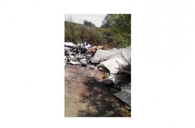 CAPUA  (CE):   Bonificare senza mai  mettere  fine   alle  attività  di  smaltimento  illecito