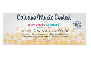 Caivano Music Contest: sfida tra giovani band a colpi di buona musica
