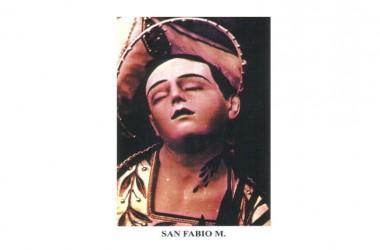 Il SANTO di oggi 11 Maggio – San Fabio e compagni Martiri in Sabina