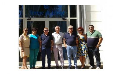 Grazzanise: cittadinanza onoraria ai Commissari Straordinari e al Comandante del 9° Stormo
