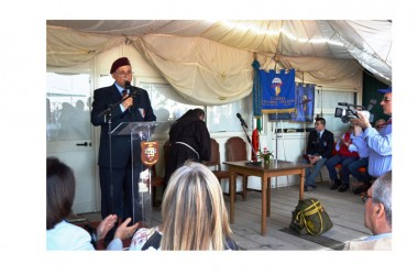 Capua – Inaugurata la Scuola di Paracadutismo ANPd'I