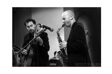 Paolo Recchia Alessandro Florio Duo  Sax e Chitarra
