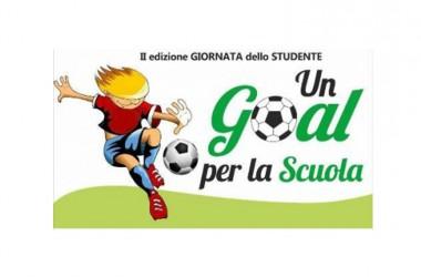 Un goal per la scuola, diamo un calcio all'illegalità allo stadio Papa, 2^ edizione Giornata dello Studente