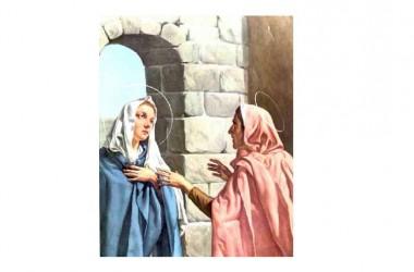 Il SANTO di oggi 31 Maggio – Visitazione della Beata Vergine Maria
