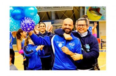 Arzano Volley, coach Caliendo confermato in panchina