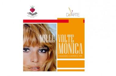 """""""Mille volte Monica"""", in Via Margutta la cena teatrale che omaggia Monica Vitti"""