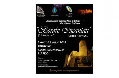 Borghi Incantati Choir Festival 2016 – 3° edizione