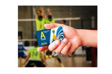 Programma in sostegno del progetto «Aversa, città del volley» e della società guidata dal presidente Di Meo