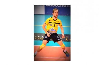 La Mobilya Volleyball Aversa ha acquisito le prestazioni sportive del libero Danilo Rinaldi