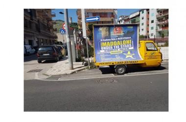 Maddaloni, IV Raduno Auto e Moto d'Epoca a cura del Club Amici di Maddaloni il 26