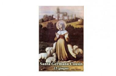 Il SANTO di oggi 15 Giugno – Santa Germana Cousin