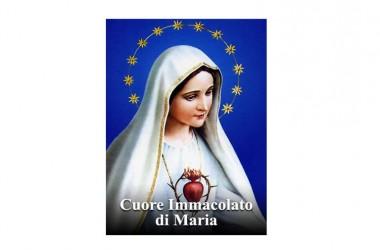Il SANTO di oggi 4 Giugno – Cuore Immacolato della Beata Vergine Maria