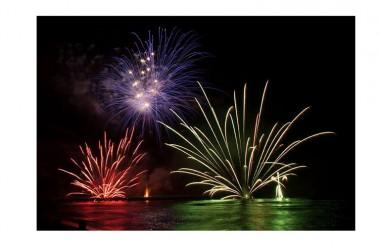 Forte dei Marmi – Sabato 18  il Sudafrica al Festival internazionale Fuochi d'artificio
