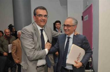 Carlo Marino nuovo sindaco di Caserta. Il segretario del Pd Enrico Tresca: riportare Caserta in una condizione di normalità