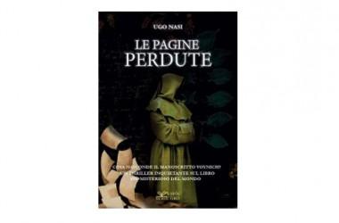 """Guido D'Agostino presenta il libro """"le pagine perdute"""" di Ugo Nasi – 21 luglio da Mooks ore 18.00"""