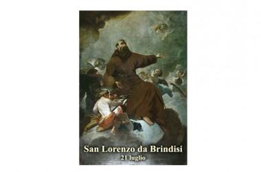 Il SANTO di oggi 21 Luglio – San Lorenzo da Brindisi