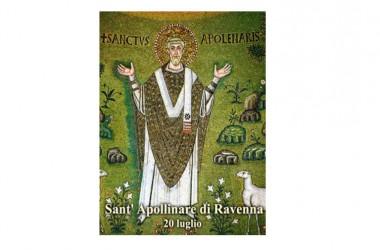 Il SANTO di oggi 20 Luglio – Sant' Apollinare di Ravenna Vescovo e martire