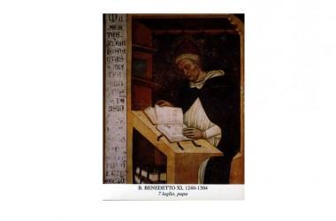 Il SANTO di oggi 07 Luglio – Beato Benedetto XI (Niccolò Boccasini) Papa