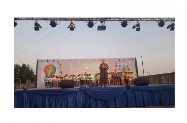 Festival di fine anno scuola Villa Nazareth di San Cipriano D'Aversa