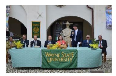A Gagliano Aterno inaugurato il corso di lingua e cultura italiana della Wayne State University