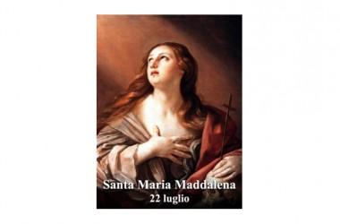 Il SANTO di oggi 22 Luglio – Santa Maria Maddalena (di Magdala)