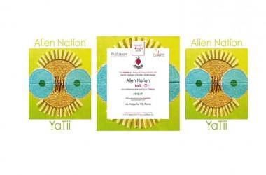 """RSVP IL MARGUTTA: invito 14 luglio ore 19,00 per vernissage: """"Alien Notion"""" di Yatii con Green Aperitif"""