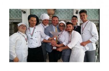 Il concorso di cucina Capitan Cooking vola a Los Angeles facendo tappa da Rossopomodoro a Roma