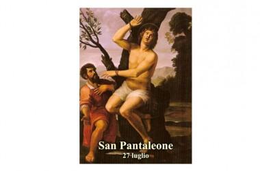Il SANTO di oggi 27 Luglio – San Pantaleone Medico e martire