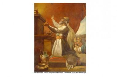 Il SANTO di oggi 01 Luglio –  Sant' Aronne Fratello di Mosè
