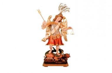 Maddaloni, la Statua di San Michele è in Città, dal 20 settembre la novena ed il 29 celebra il Vescovo